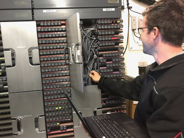 Alliance SI - Cabling Rollout