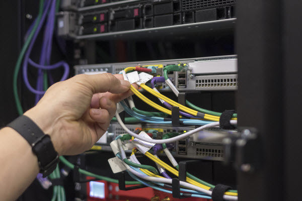 Data centre cabling key to efficiency and reliability