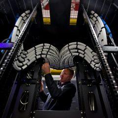 A growing partnership with China Telecom