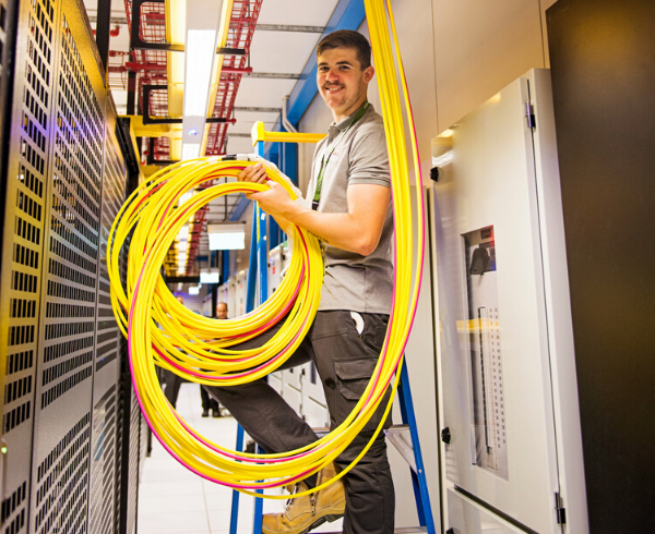 Alliance SI is your structured cabling partner