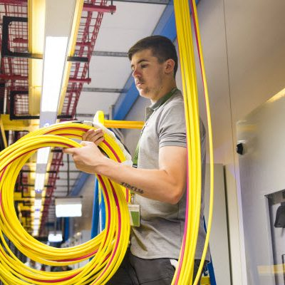 How to Engage a Data Centre Cabling Company